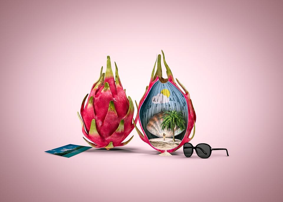 pitaya pixabay free rights pic chezlorette dragonfruit wordpress