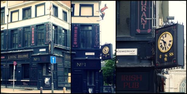 Irish pub in Anvers