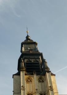 Clocher de Notre-Dame de la Chapelle