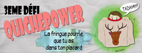 #QuichePower #3